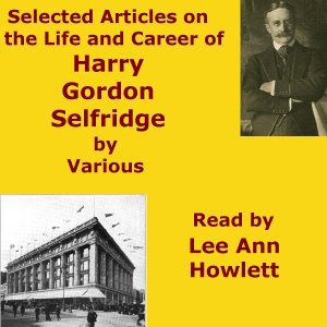 Selected Articles on the Life and Career of Harry Gordon Selfridge_cover