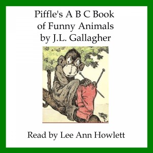 Piffle's A B C Book of Funny Animals_cover