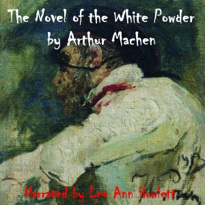 The Novel of the White Powder_cover