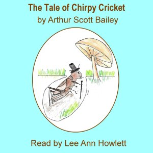 Cover - The Tale of Chirpy Cricket
